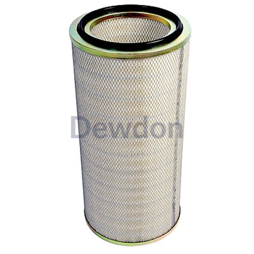 Cylindrical & Cylindrical Filter Cartridge